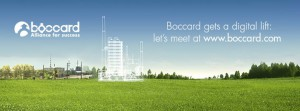 New website Boccard com