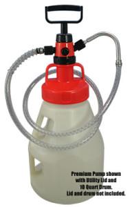OIl safe pump