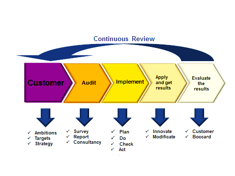 Consultancy review
